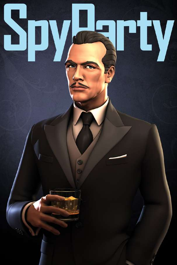 Quick Look – SpyParty (With Drewby)