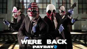 Now Playing – Payday 2