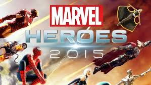 GameTime: Marvel Heroes 2015