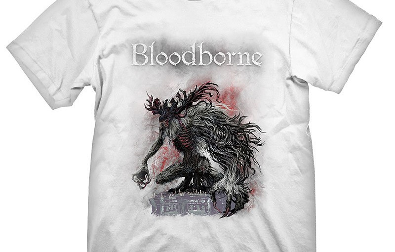 UK Store Has Bloodbourne Swag Available for Pre-Order