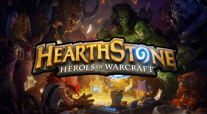 Drewby and Michael Play: Hearthstone: Heroes of Warcraft