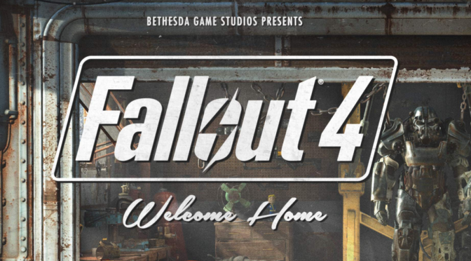Fallout 4 Annouced