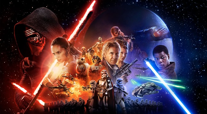 Star Wars: The Force Awakens Podcast Pre and Post Viewing