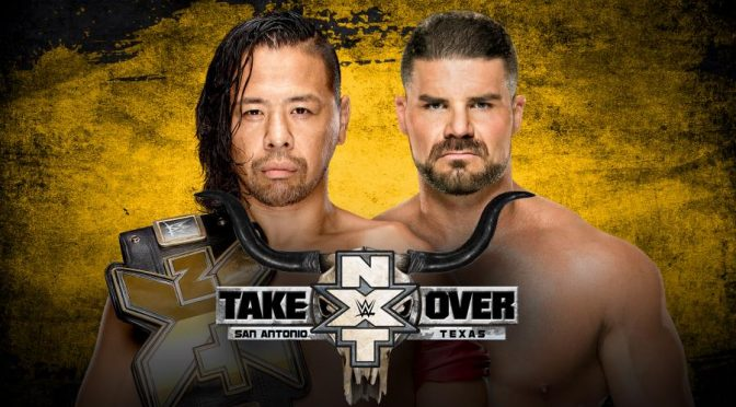NXT Takeover: San Antonio Cliff's Notes