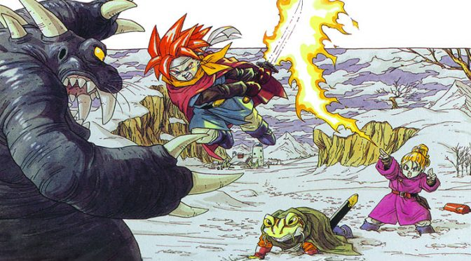 Clearing the Backlog: 1-1 ~ Chrono Trigger