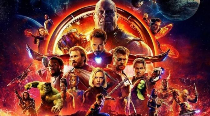 Avengers: Infinity War *SPOILERCAST!*