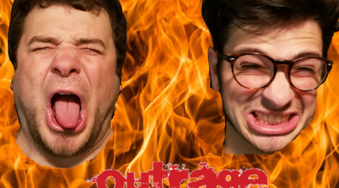 Life's What You Rate It – Episode 21: OUTRAGE CULTURE