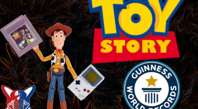 WORLD RECORD Speedrun ANY % Toy Story – Gameboy