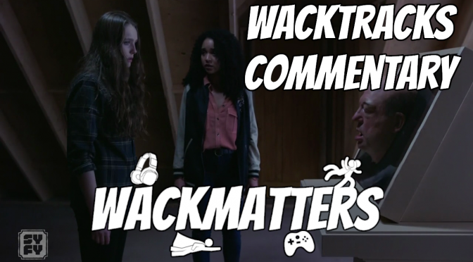 WackTracks – Channel Zero: S02E04 Commentary Track