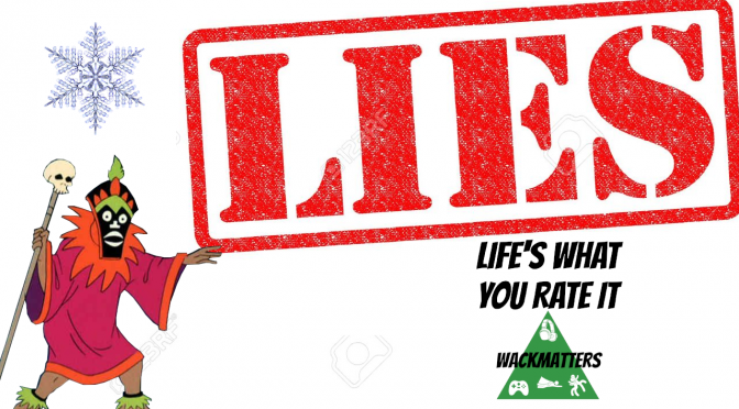 Life's What You Rate It – Episode 32: Lying To Yourself Works