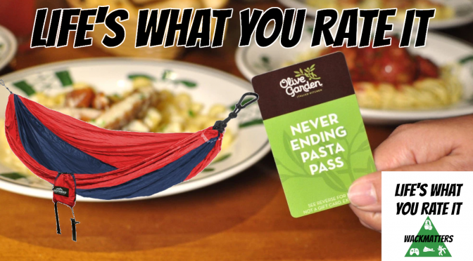 Life's What You Rate It – Episode 36: Rice is  a Protein