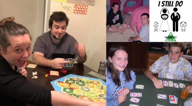 I Still Do #1 – Board Games