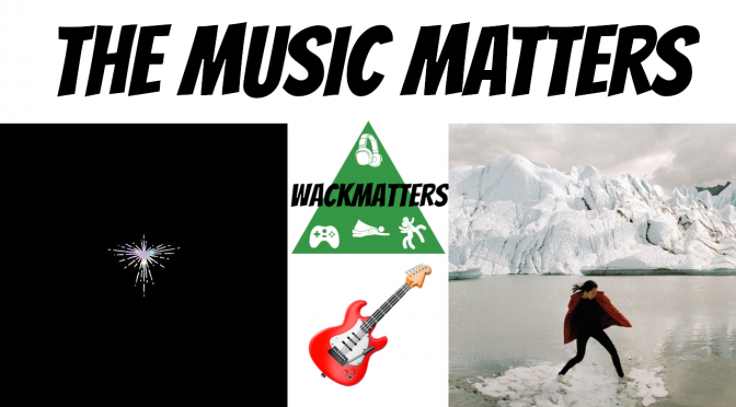The Music Matters – Guitar Music?
