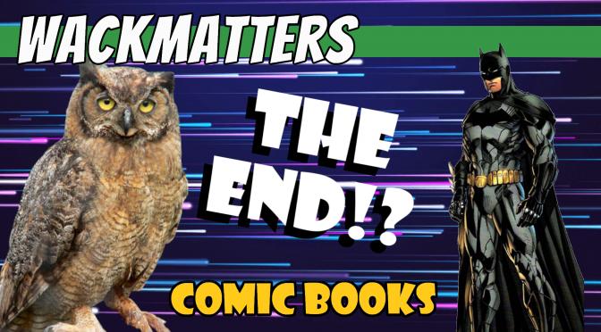 City of Owls – Batman Vol. 2 (New 52)