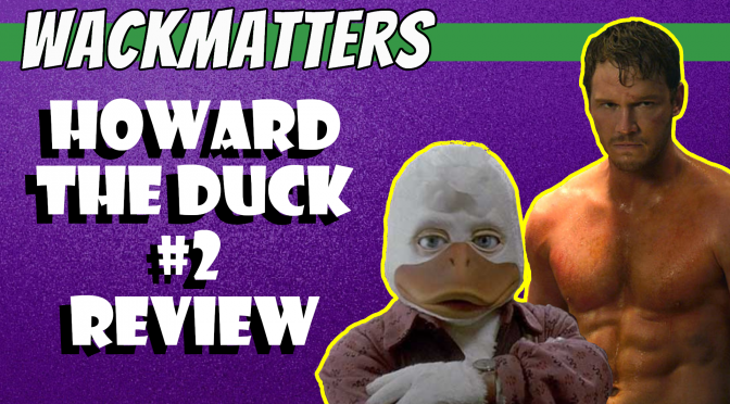 Howard the Duck (2015) #2 Review