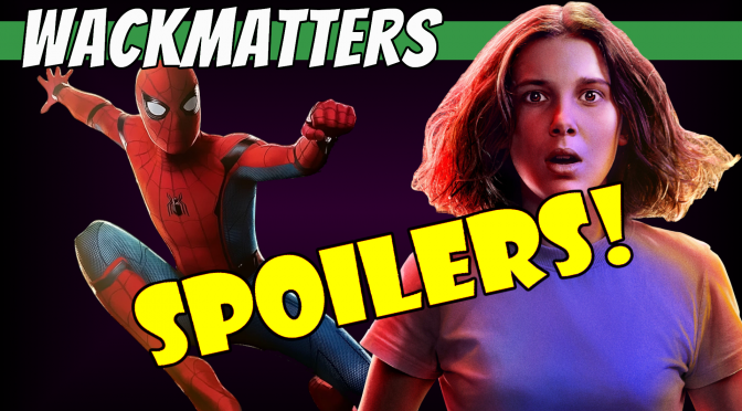 Spider-Man Far From Home | Stranger Things 3 SPOILERCAST