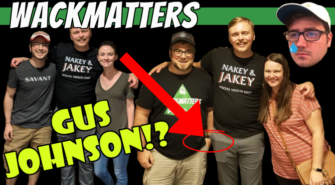 GUS JOHNSON!? – LWYRI 49
