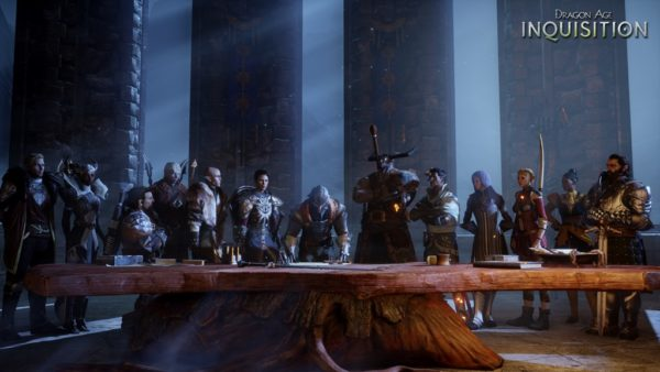 Consumer's Win in a Battle for the Soul of Dragon Age 4