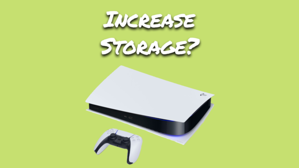 Potential PlayStation 5 Storage Upgrades Incoming?