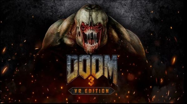 Doom 3: VR Edition Coming to PS VR
